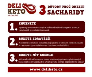 3 důvody proč omezit sacharidy